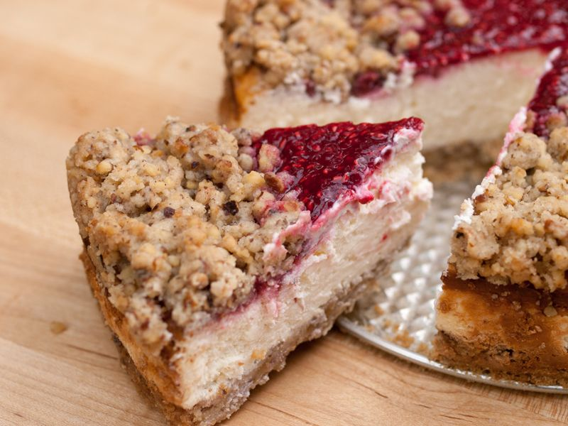 Thimble Cookie Cheesecake Recipe Cheesecake Recipes