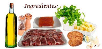 Recetas Fáciles y Rápidas: Cordero con membrillo + Crujiente pastel de patata - Fácil - 30 Min.