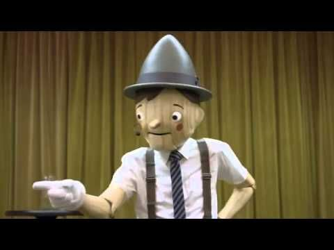 Geico Did You Know Pinocchio Was A Bad Motivational Speaker Using