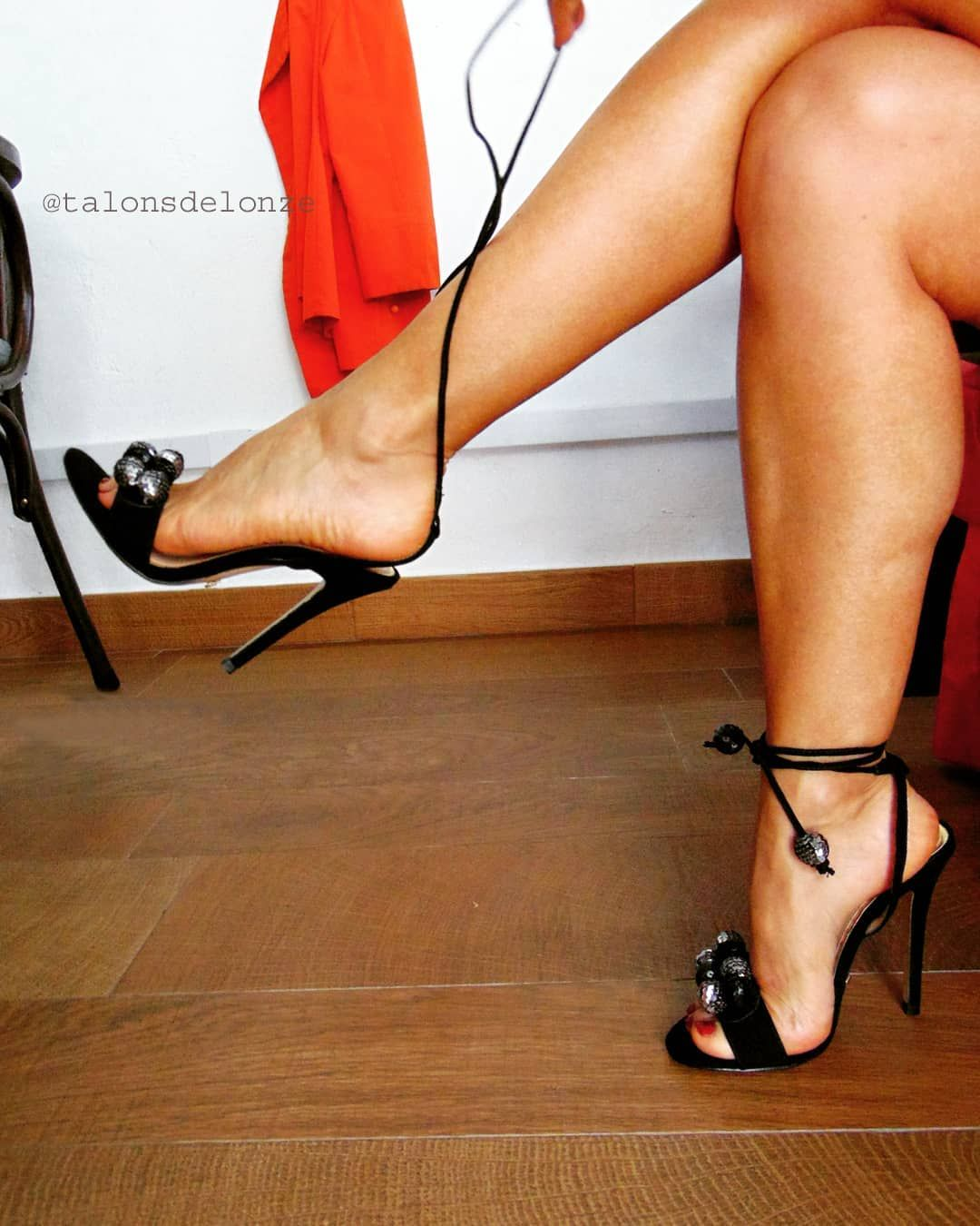 Nude Female Legs