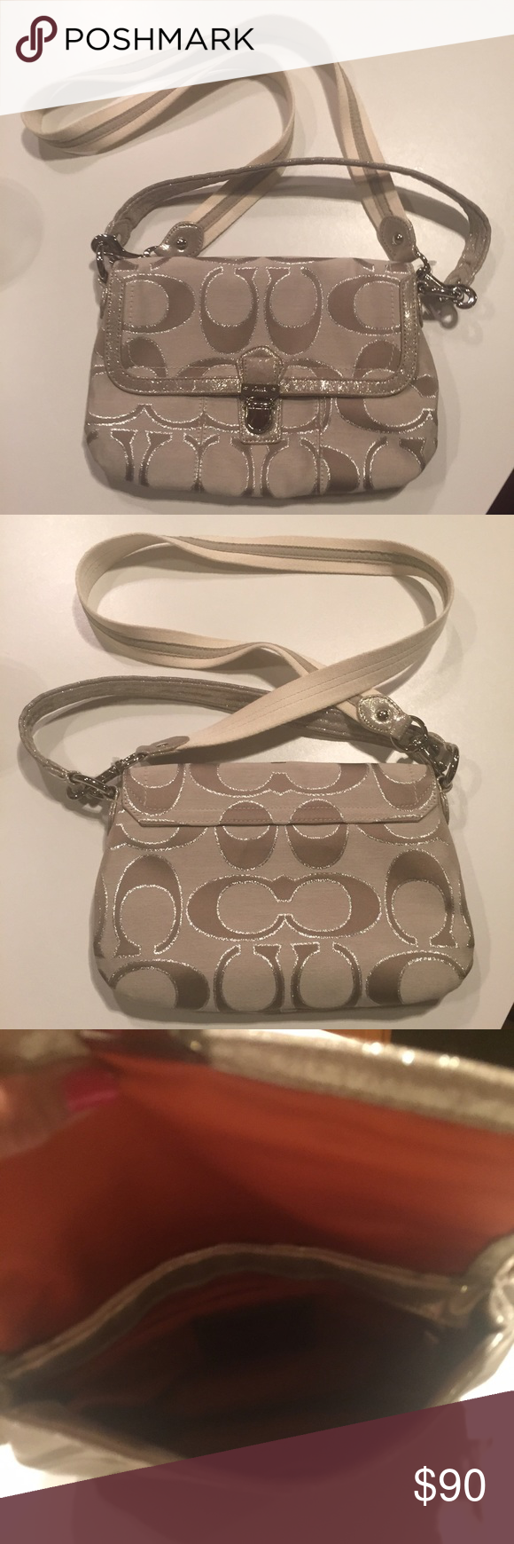 how to clean a leather coach purse at home