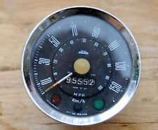 Old car speedometer by jaeger uk | It was my greatest thrill
