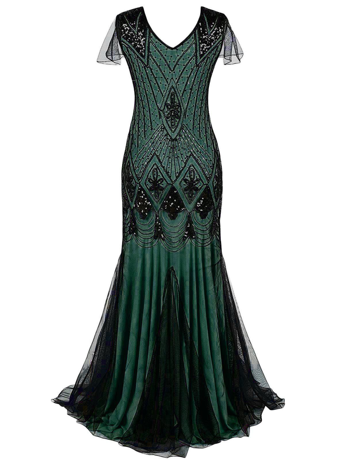 1920s Long Dresses For Women Gatsby Dresses 1920s Evening Dress Womens Dresses [ 1600 x 1200 Pixel ]