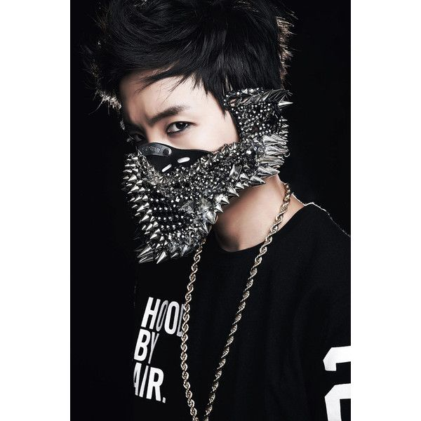11 Ridiculously Complicated Face Masks Worn By K Pop Idols Liked On Polyvore Featuring Jewelry Watches Poli Bts Beautiful Bts Concept Photo Bts Bangtan Boy