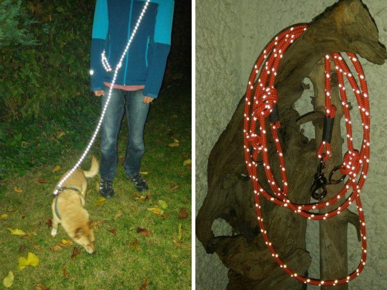 Hundeleine selber machen. DIY Anleitung zum takeln