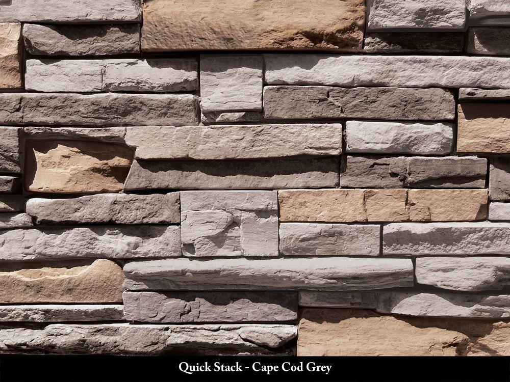 Quick Stack Faux Stone Veneer Stone Veneer Coronado Stone