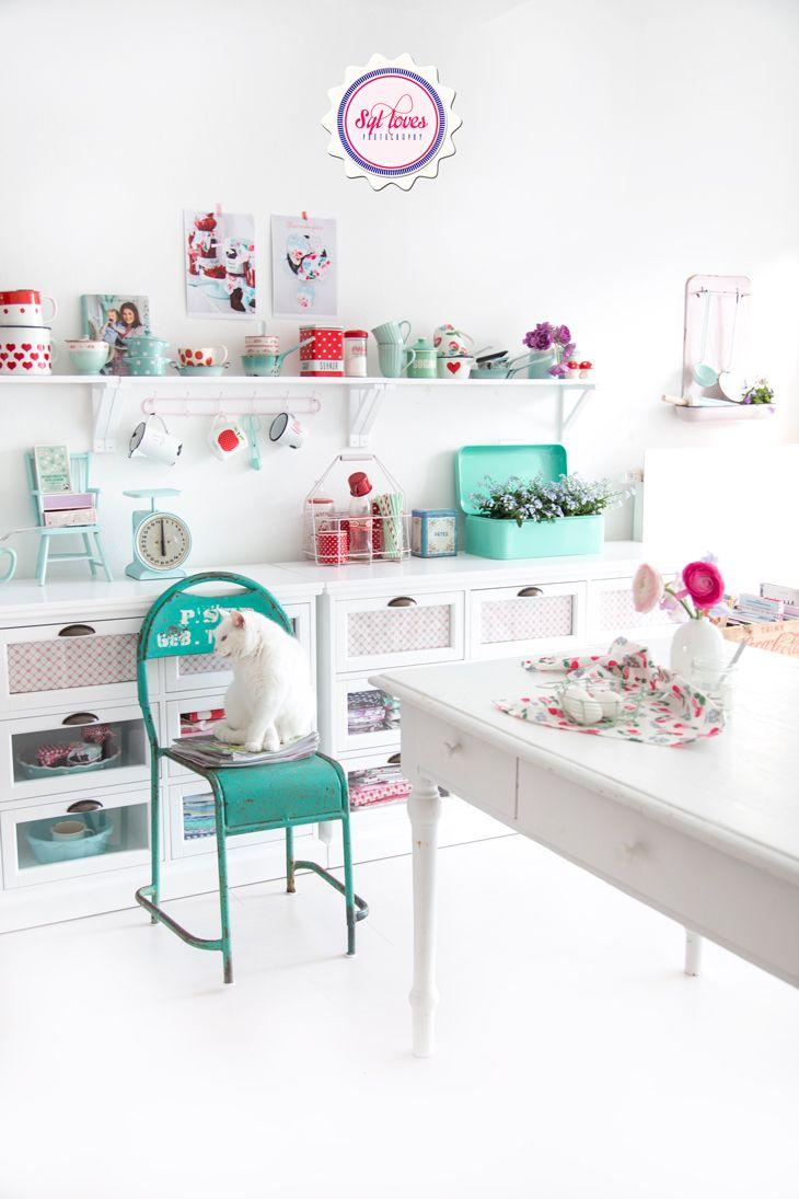 Syl loves, kitchen | HAPPY KITCHEN | Pinterest | Shelves ...