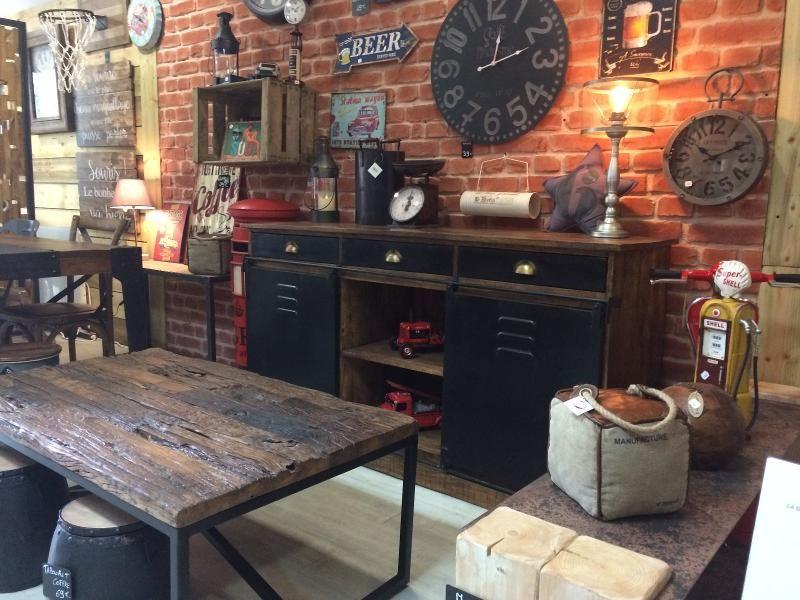 Epingle Par La Grange Nordik Sur La Grange Nordik Mobilier De Salon Magasin Meuble Deco
