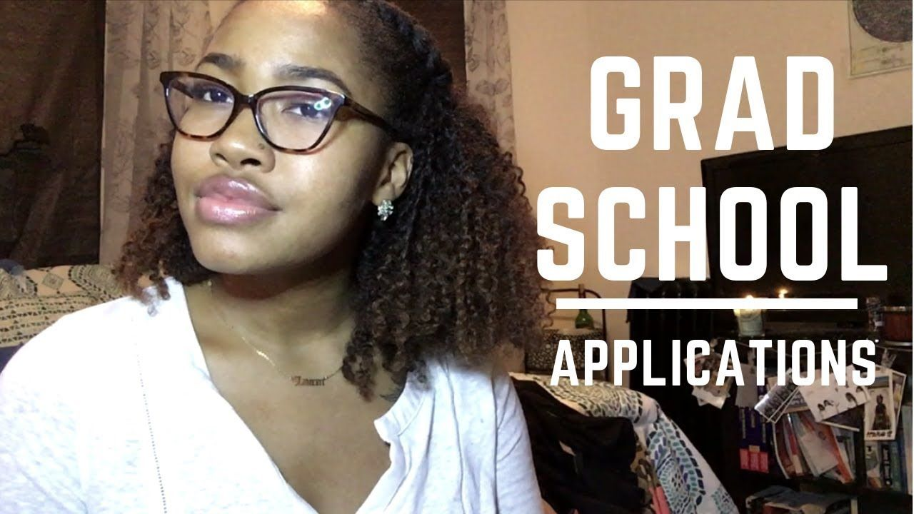 I Applied to Graduate School! PhD in Clinical Psychology ...