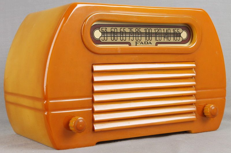 Fada 652 Butterscotch 1946