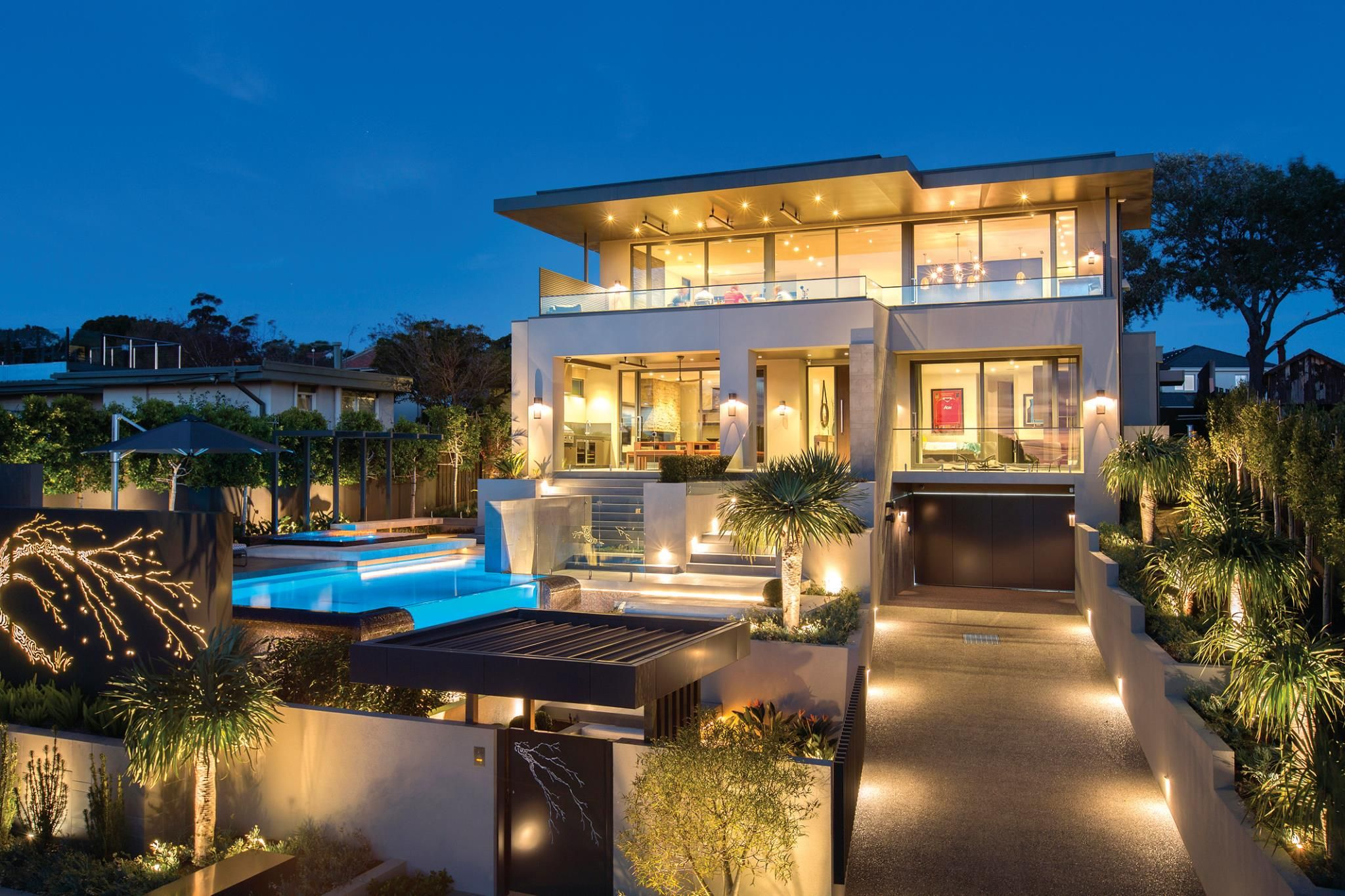 Bayside dream home on Burgess Street by COS Design - CAANdesign…