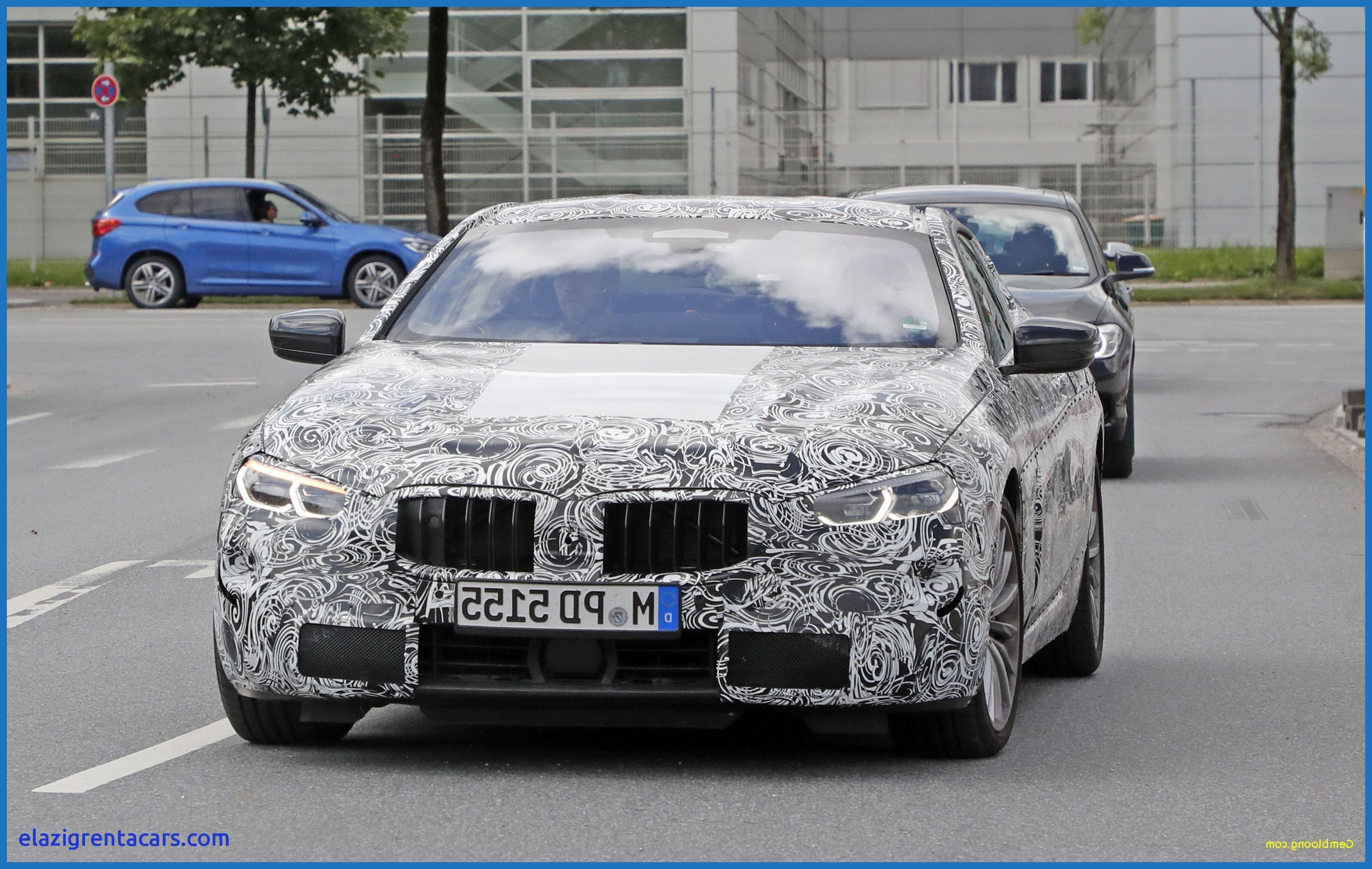2020 BMW 7 Series Perfection New Spy Shoot
