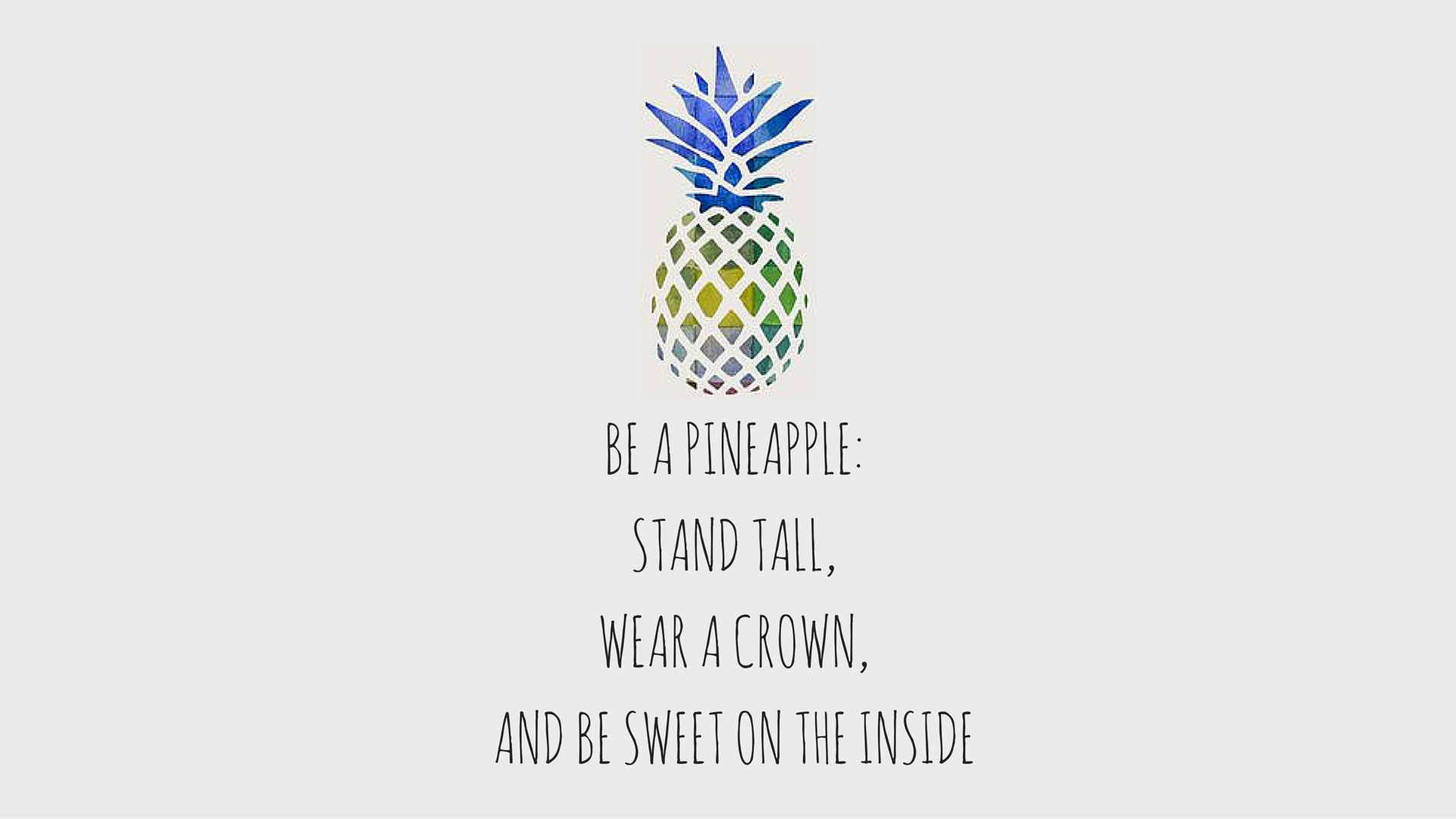 Be A Pineapple Desktop Wallpaper Cases And Wallpaper In