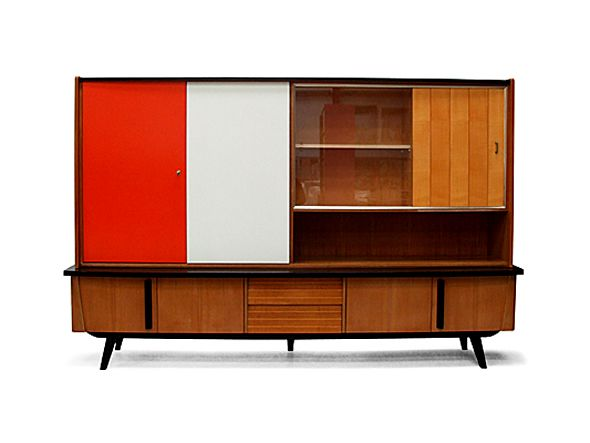 1950s 1960s Minimalist Living Room Furniture Dortmund Sideboard « Flooring  « Room Images, Photos And