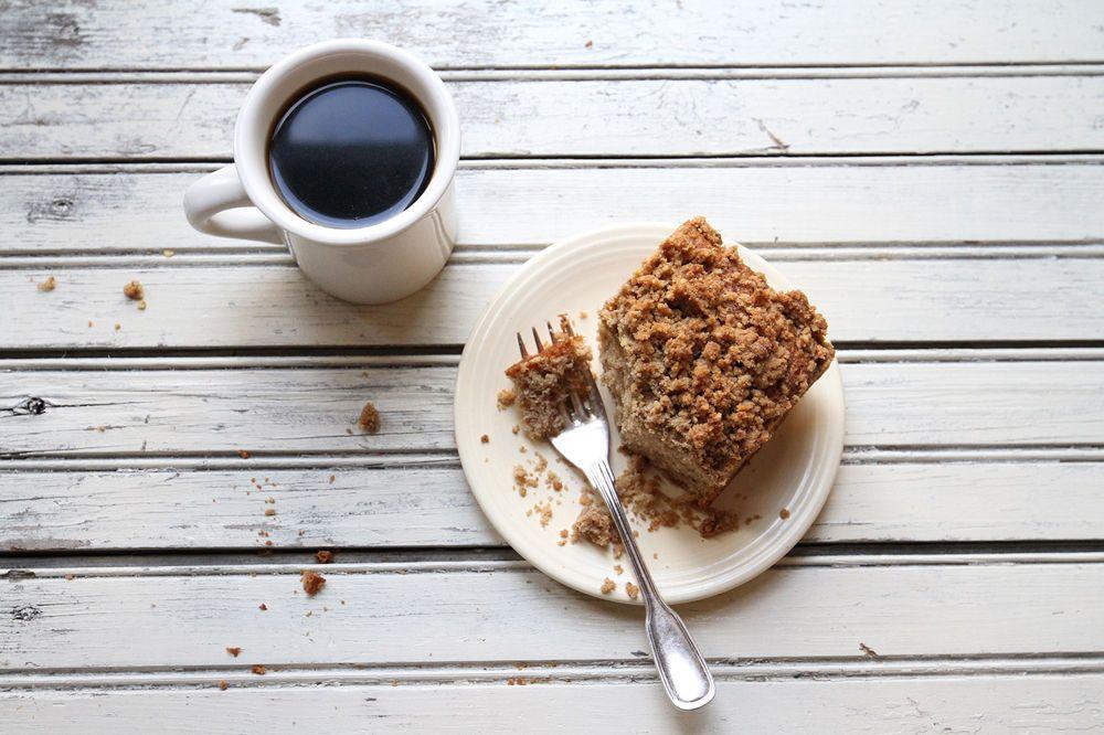 Glutenfree cinnamon crumb cake cinnamon crumb cake