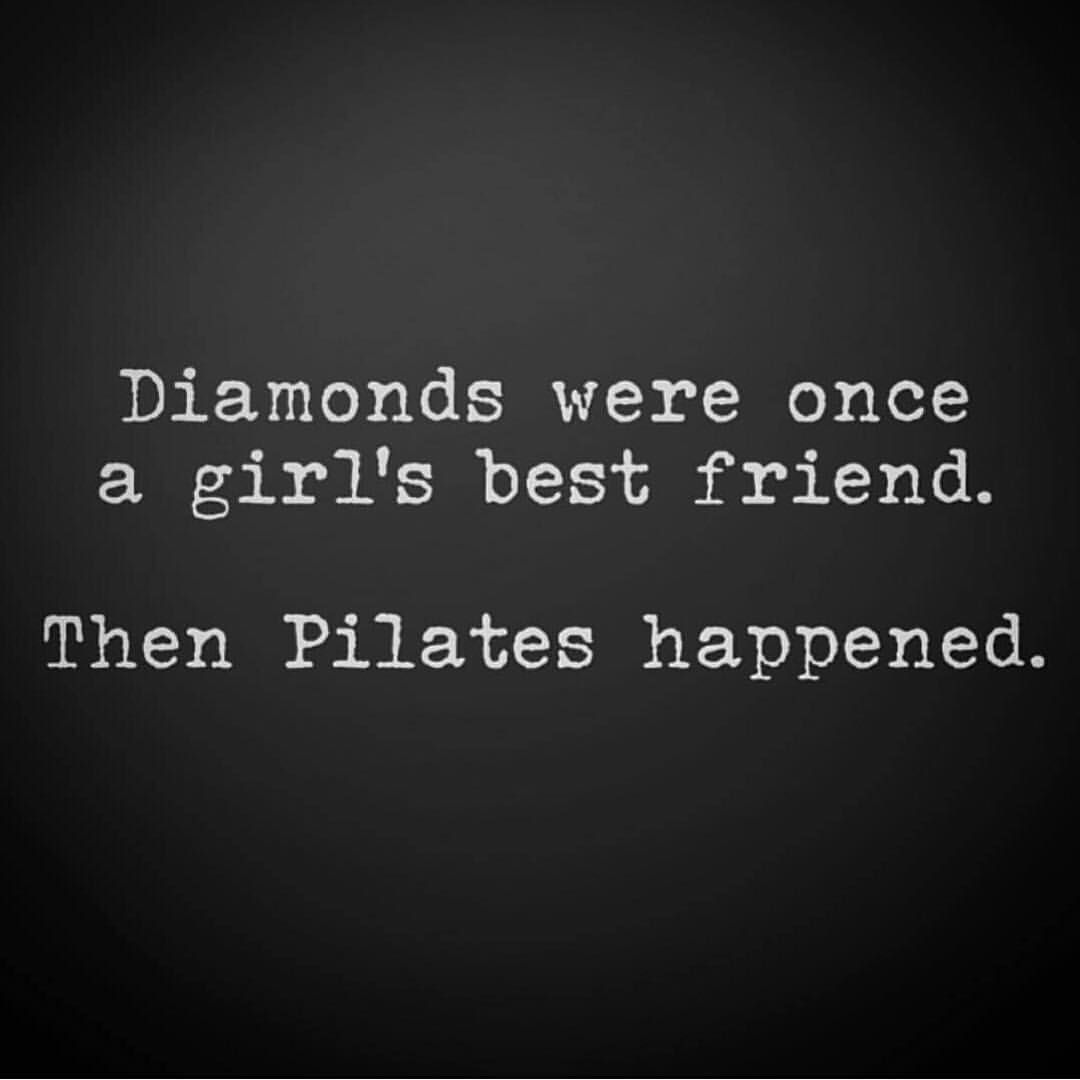 So true! #Pilatesquote