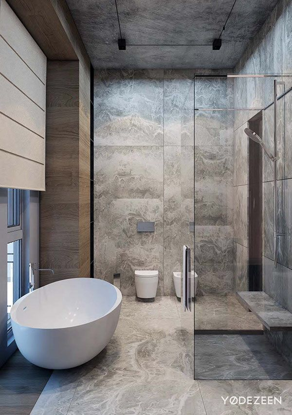 Bano Tina With Images Modern Bathroom Design Top Bathroom