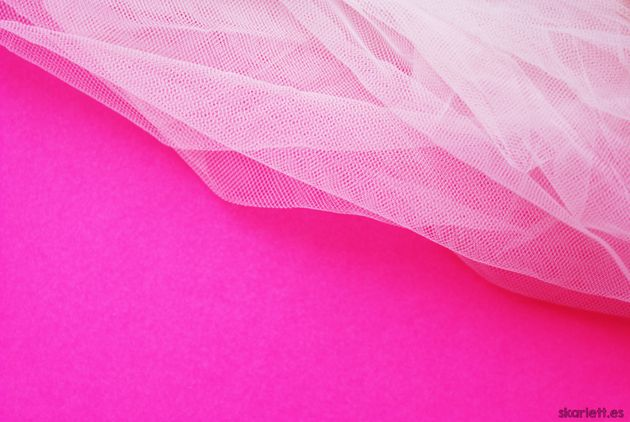 506bfaaab Tips para coser tul como un experto   Tips de Costura   Costura ...