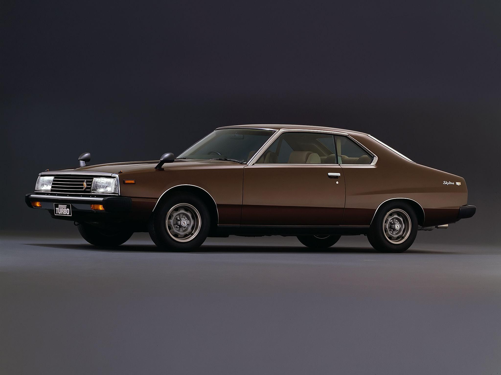 321 best nissan datsun images on pinterest japanese cars car 1980 81 skyline 2000gt e x turbo hardtop khgc211 vanachro Gallery