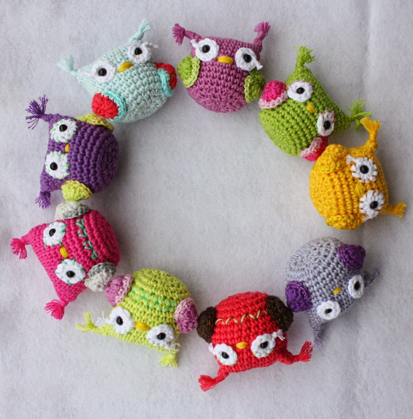 Creations By Laura: Amigurumi Creations By Laura