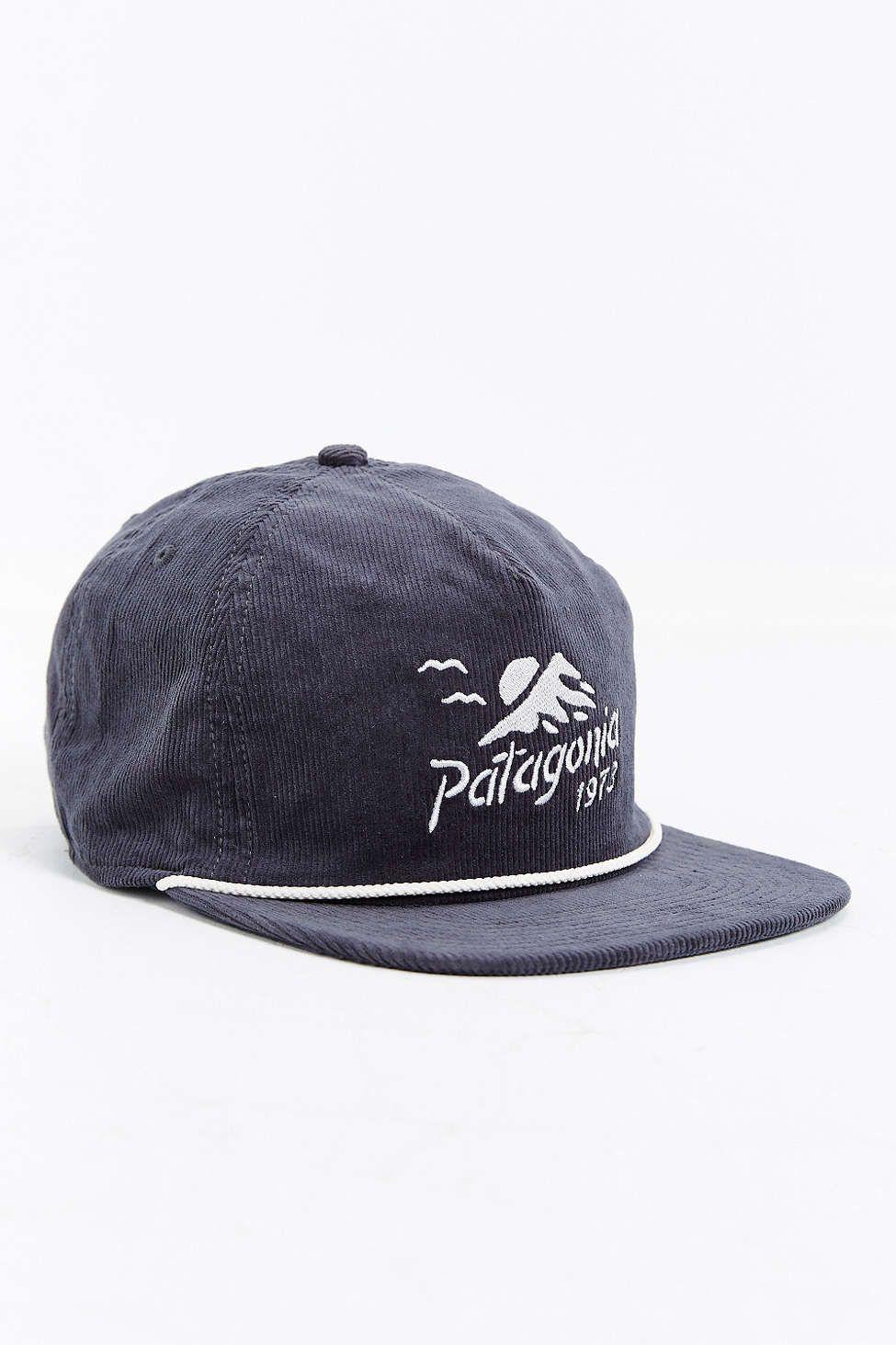 5710c068b8b I WANT I WANT I WANT       Patagonia Coastal Range Corduroy Hat
