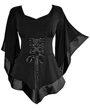 crazycatzwomen's victorian gothic renaissance corset top