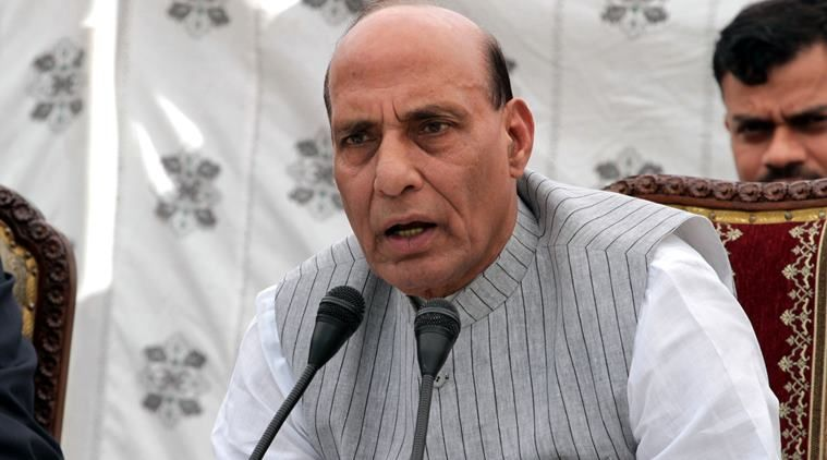 All attempts being made to free soldier in Pakistan captivity: Rajnath Singh