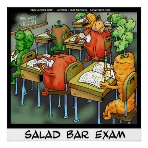Gay salad bar funny