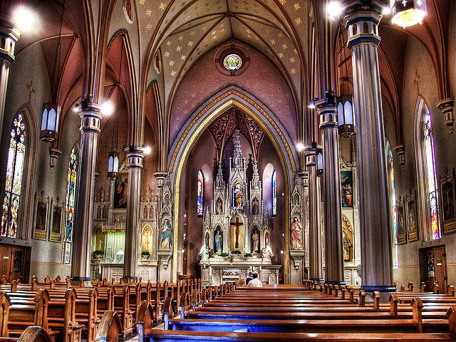 St Joseph S Catholic Church San Antonio Churches