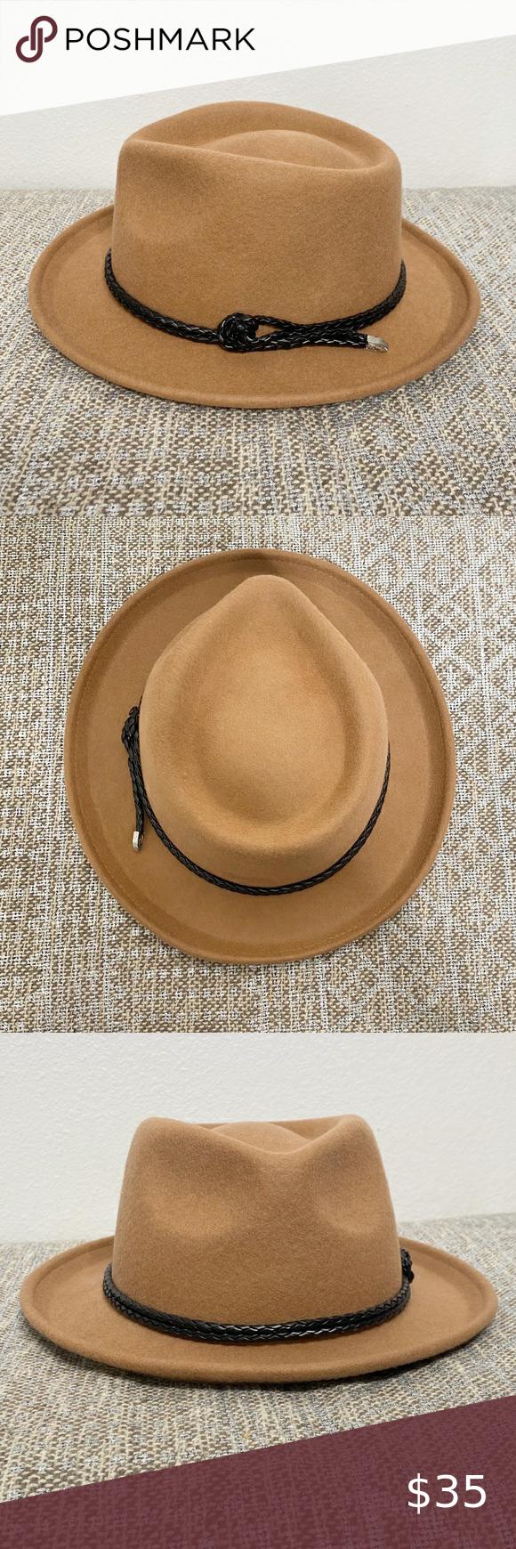 Ruggine 100 Wool Fedora Hat Wool Fedora Fedora Hat Wool Fedora Hat