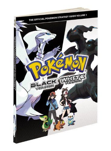 Pokémon black and white: prima's official strategy guide.