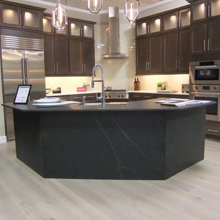 This Dekton Keyla Island Won First Place In Pulte Homes