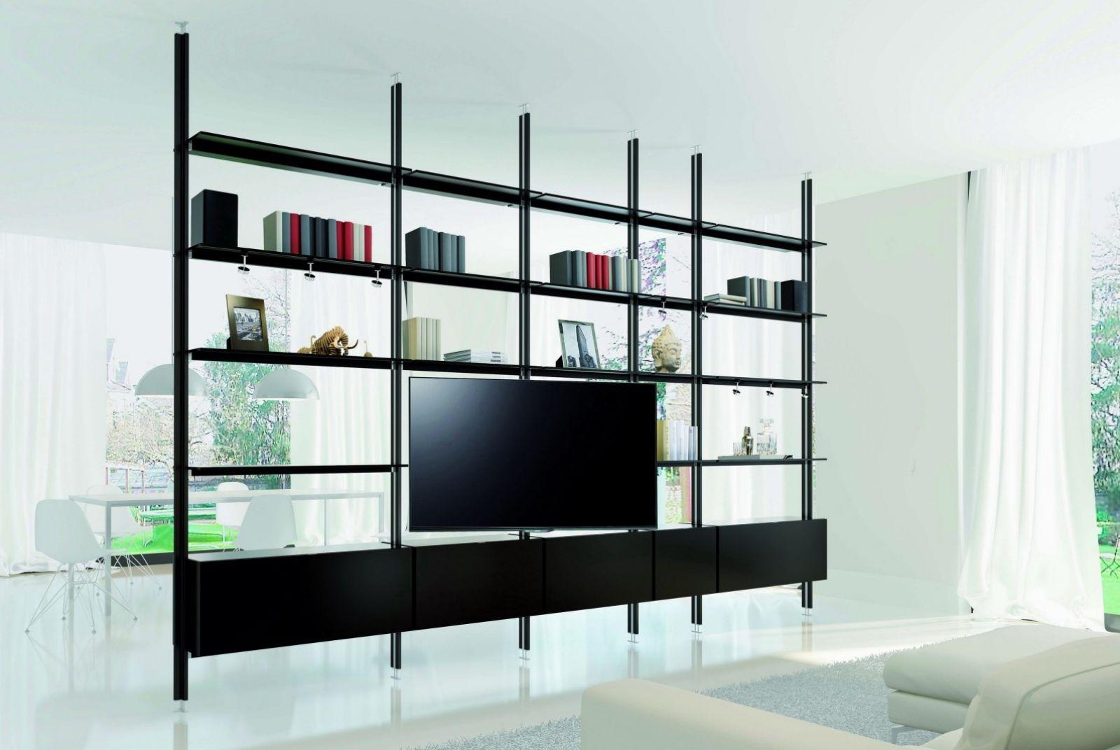 Schön Regalsystem Mit Individuelle Regalböden Von Yomei Möbel Regale   Wohnzimmer  Regalsystem