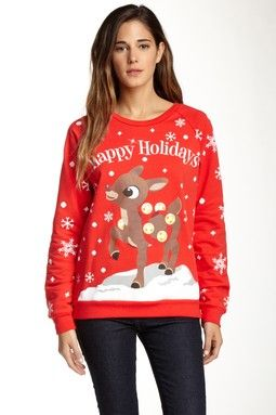 ive decided i need to wear a cool ugly sweater for christmas this year - Misfits Christmas Sweater