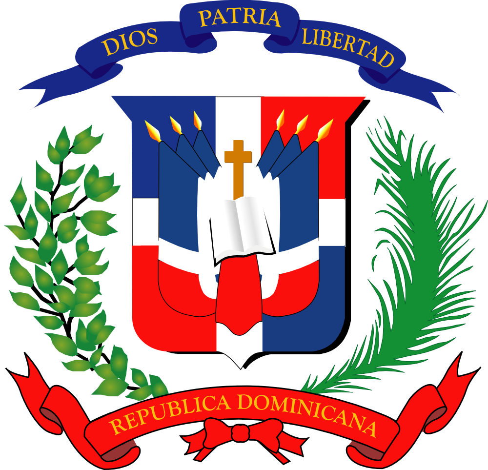 Escudo Nacional Dominicano Yahoo Image Search Results In 2021 Flag Art Flag Coloring Pages Art