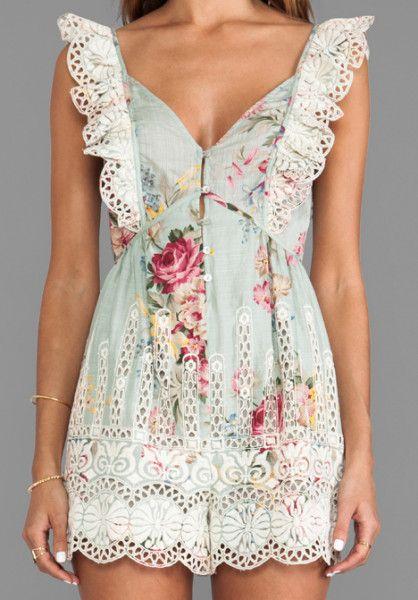 Germany Zimmermann Floral Dress Ebay 7a682 9484b