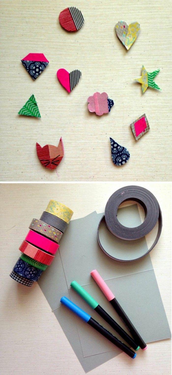99 washi tape ideen: was können sie damit dekorieren | pinterest