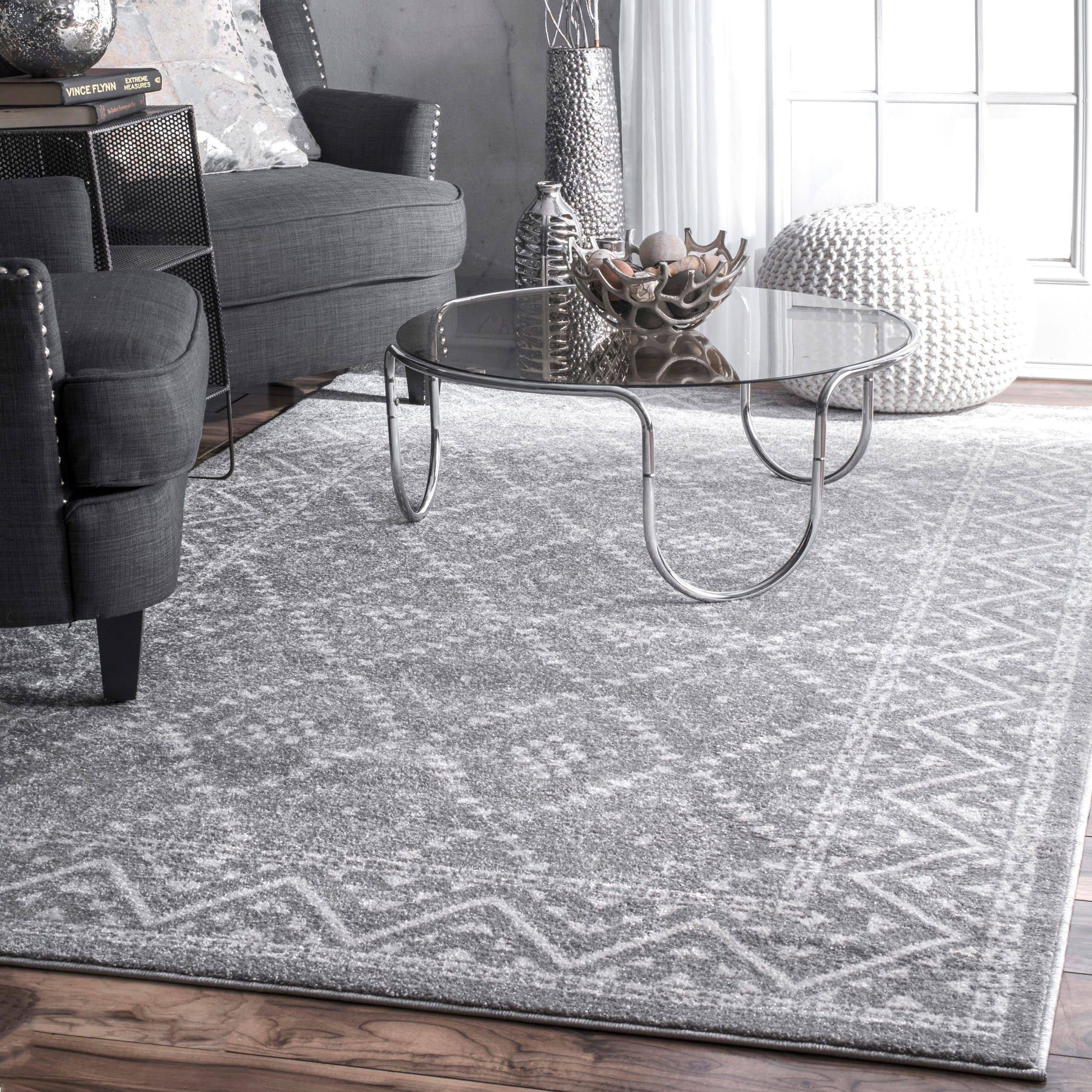 Strick Bolton Zetterlund Tribal Diamond Area Rug Rugs Rugs In Living Room Area Rugs