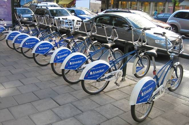 Stockholm S New Bike Share Will Offer 5 000 Electric Bikes Cost