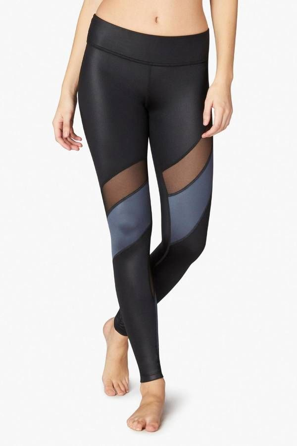 Beyond Yoga Wave Legging Leggings are not pants, Mesh