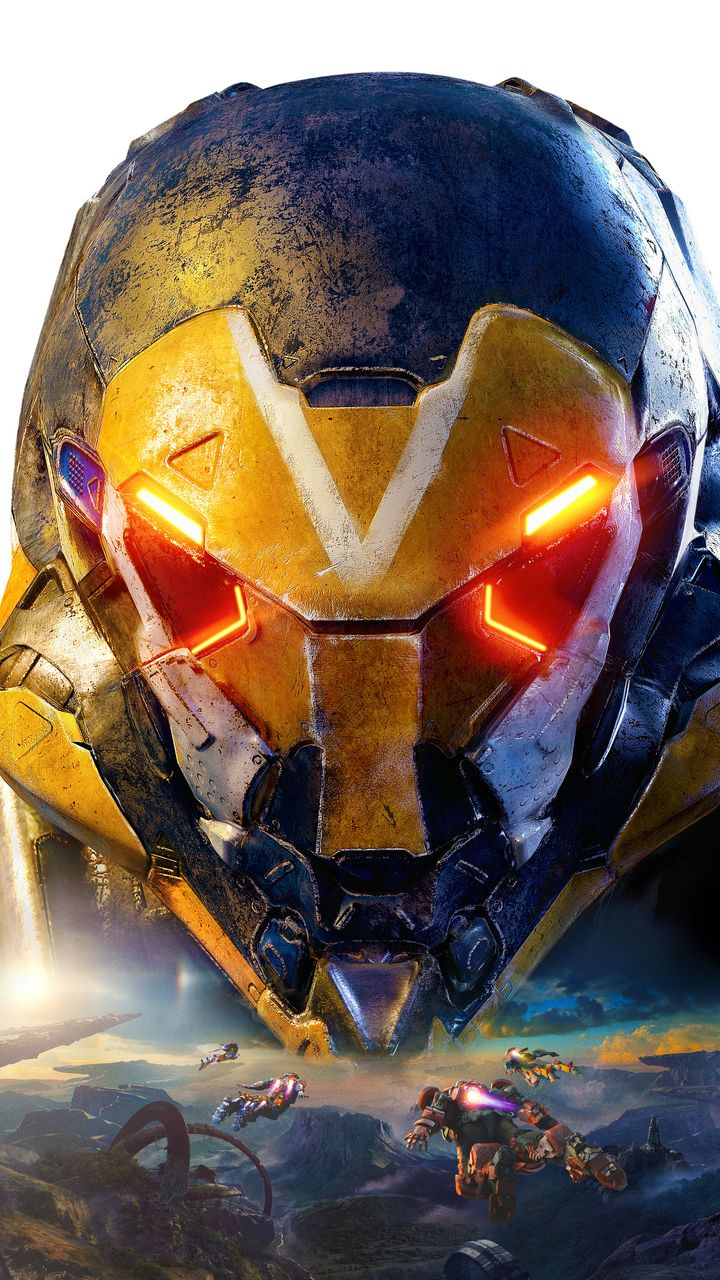 6 Best PC Games in 2019 Anthem game, Cinematic