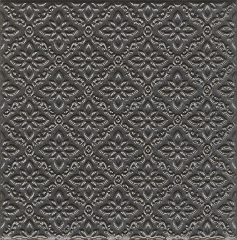 Aparici luxury zoe plata ornato 20x20 cm for Badezimmer fliesen 20x20