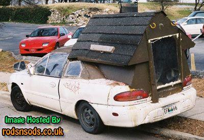 Rodsnsodscouk Forum Topic Unusual Camper Van