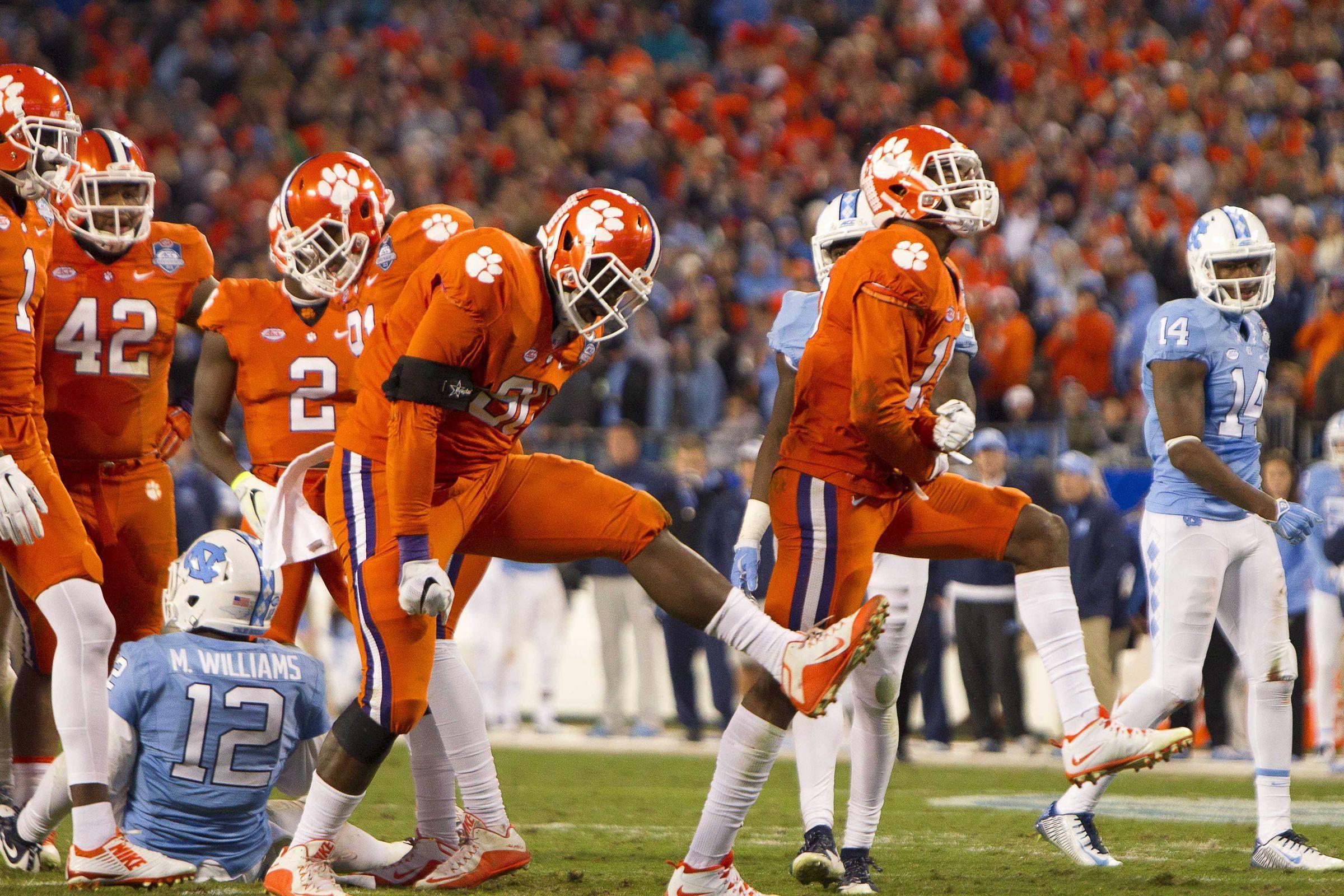 Orange Bowl advanced stat preview Clemson football