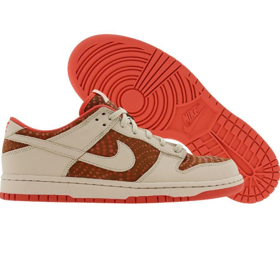 8b910a7f9386 ... save up to 80% 365b0 9b642 Nike Womens Dunk Low (cognac sanddrift  sienna sheen ...