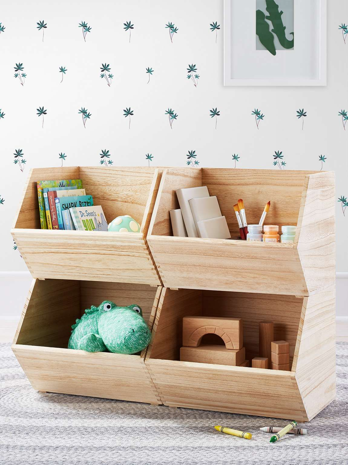 Shop Target For Kids Toy Storage You Will Love At Great Low Prices Free Shipping On Orders Of In 2020 Living Room Toy Storage Kids Playroom Storage Kid Toy Storage