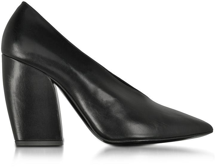 Pierre Hardy Designer Shoes, Paloma Leather Pump