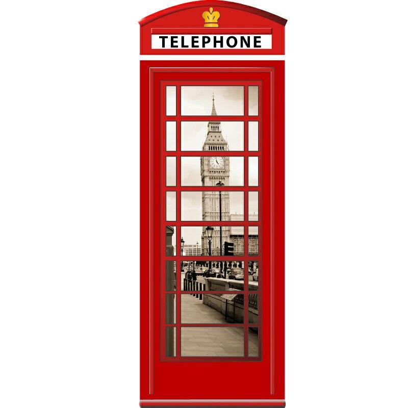 Cabine Téléphonique London