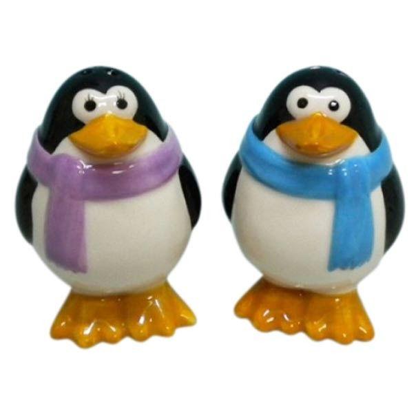 Unique Salt and Pepper Shakers | penguin salt and pepper shakers get kooky