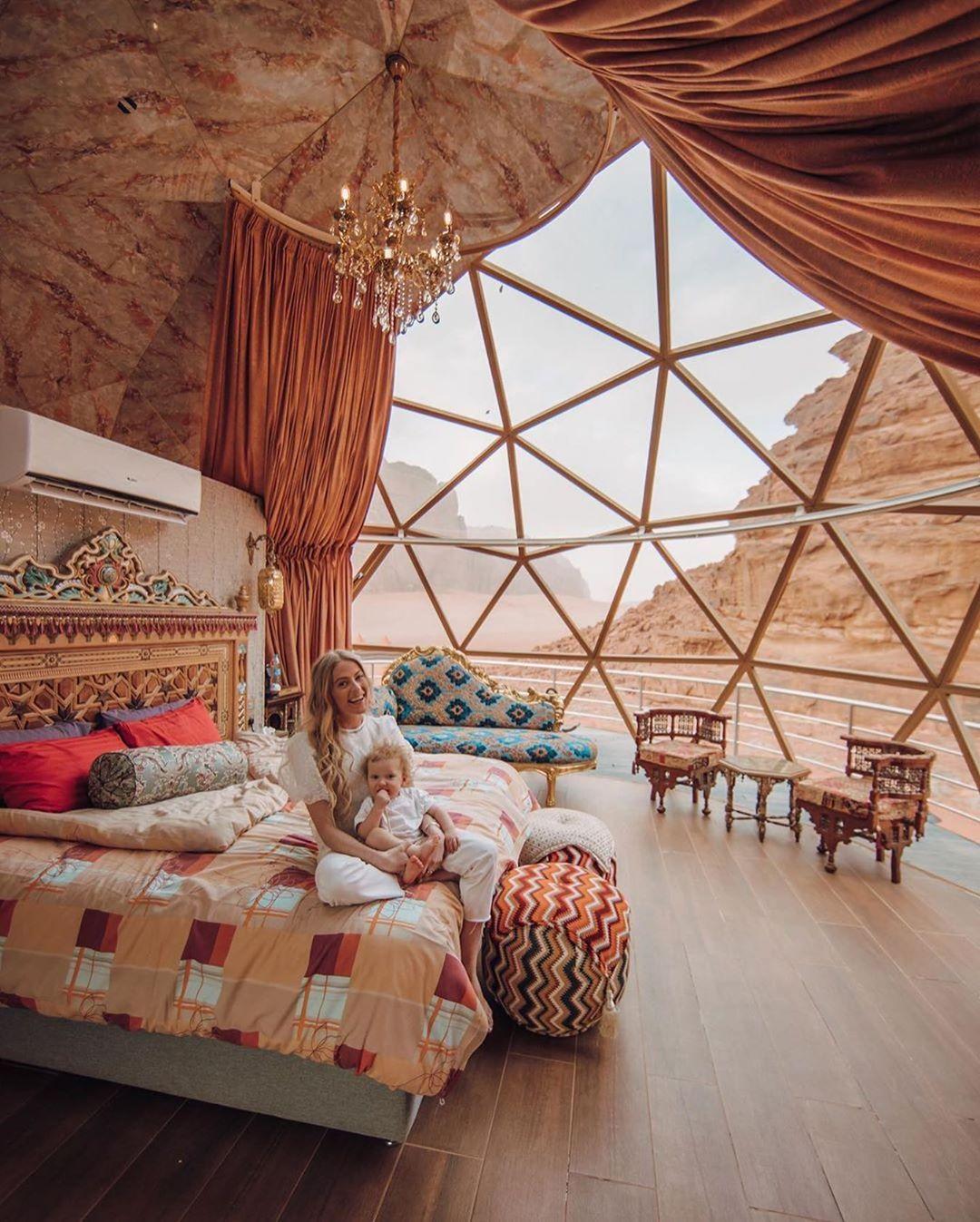 "WE LOVE ADVENTURES on Instagram: ""A family getaway to Wadi Rum, Jordan"
